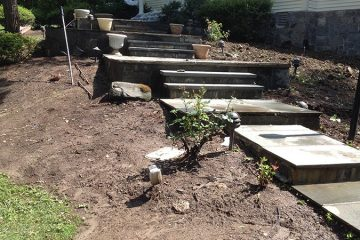 Landscaping for Renovations